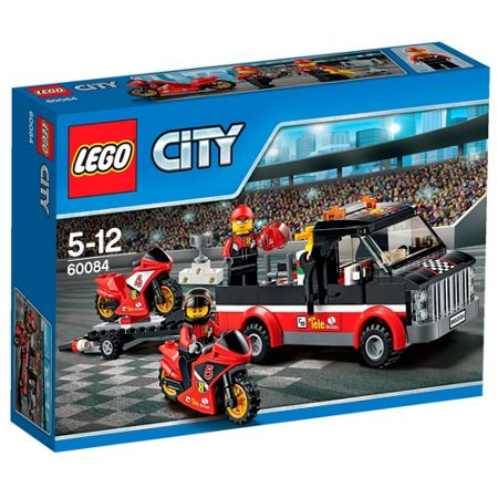 Lego City Racing Bike Transporter - 60084