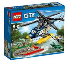 City Swamp Police Helicopter Pursuit - 60067