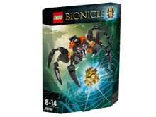 Lego Bionicle Lord Of Skull 70790