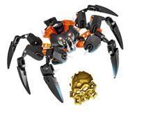 Bionicle Lord Of Skull 70790
