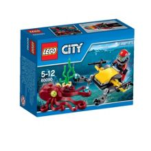 Lego City Deep Sea Scuba Scooter - 60090