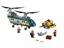 City Deep Sea Helicopter - 60093
