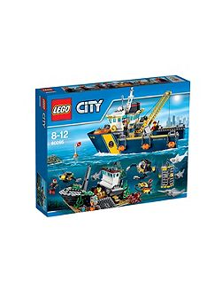 City Deep Sea Exploration Vessel - 60095