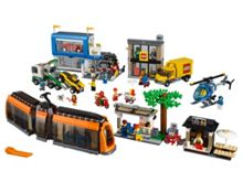 Lego City Square - 60097