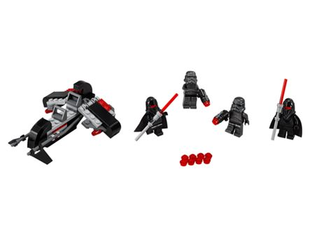 Lego Shadow troopers - 75079
