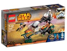 Ezras speeder bike - 75090