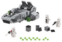 Lego Star Wars Force Awakens Snowspeeder