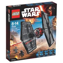 Lego Star Wars Force Awakens TIE fighter