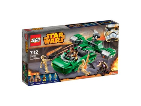 Lego Star Wars Flash Speeder` - 75091