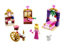 Sleeping beauty`s royal bedroom - 41060