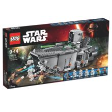 Lego Star Wars Force Awakens Transporter