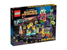 Superheroes Jokerland - 76035