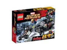 Lego Superheroes Avengers Hydra Showdown