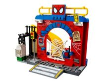 Juniors Spider-Man Hideout - 10687