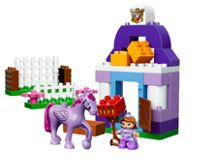Sofia the first royal stable - 10594