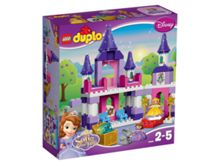 Sofia the first royal castle - 10595