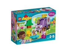 Lego Duplo Doc Mcstuffins Rosie The Ambulance