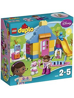 Duplo Doc Mcstuffins Backyard Clinic