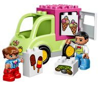Lego Ice cream truck - 10586