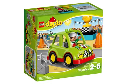 Lego Rally car - 10589
