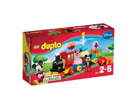 Lego Duplo Mickey & Minnie Birthday Parade