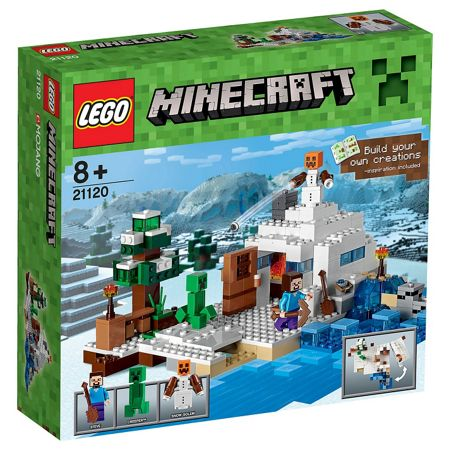 Lego The Snow Hideout - 21120