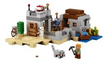 Lego The Desert Outpost - 21121