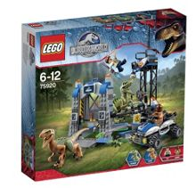 Raptor Escape - 75920