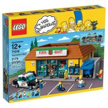 The Simpsons Kwik-E-Mart