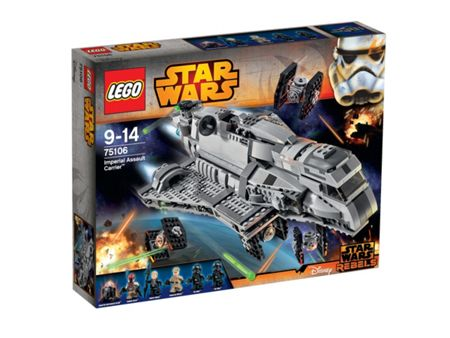 Lego Star Wars Imperial Assault Carrier
