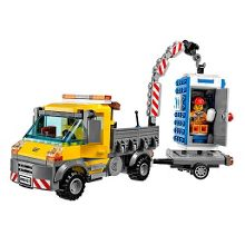 Lego Service Truck - 60073