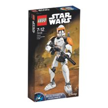 Lego Star Wars Clone Commander Cody Figure