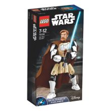 Star Wars Buildable Obi-Wan Kenobi
