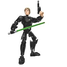 Lego Star Wars Buildable Luke Skywalker