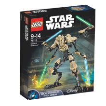 Lego Star Wars Buildable General Grievous