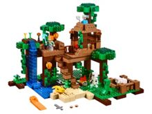 Lego The Jungle Tree House - 21125