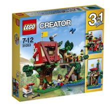Lego Treehouse Adventures - 31053