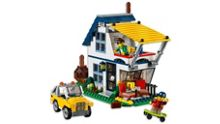 Lego Vacation Getaways - 31052
