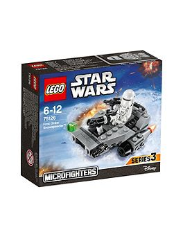 Star Wars Microfighters Snowspeeder