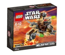 Lego Star Wars Microfighters Wookiee Gunship