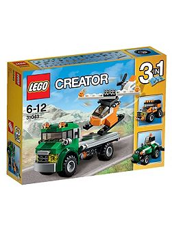 Creator Chopper Transporter - 31043