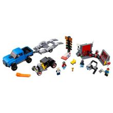Lego Speed Champions Ford F-150 Raptor & Mode