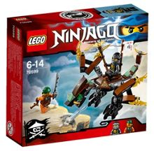 Lego Ninjago Cole`s Dragon - 70599
