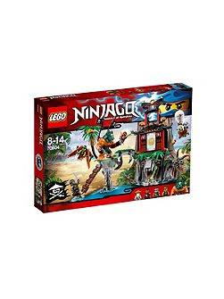 Ninjago Tiger Widow Island - 70604