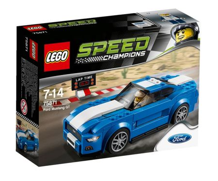 Lego Ford Mustang GT - 75871