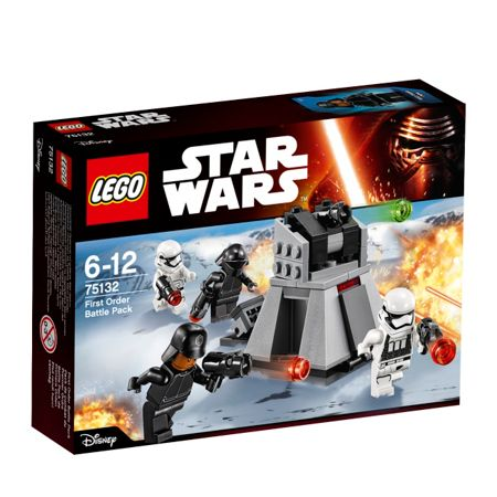 Lego Star Wars The Force Awakens Battle Pack