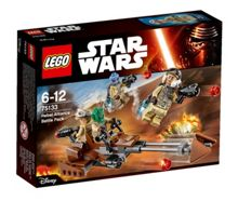 Lego Star Wars Force Awakens Rebel Alliance