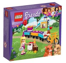 Friends Party Train - 41111