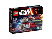 Lego Star Wars Force Awakens Jedi Interceptor