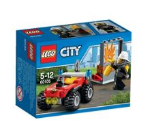 City Fire ATV - 60105